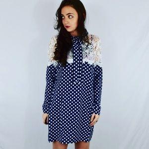 Last One! Polka Dot Nashville Dress