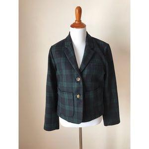 Anthropologie Jackets & Blazers - NWOT Anthropologie Cartonnier Tartan Jacket