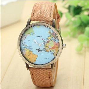 Vintage Around the World watch