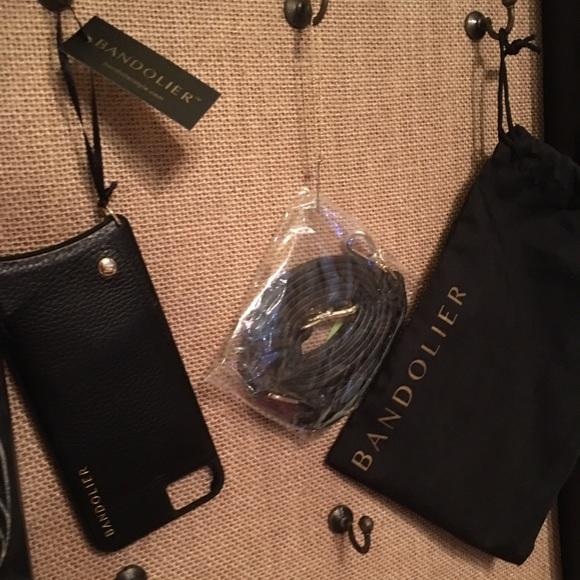 super popular 0c09e 5a324 Bandolier Crossbody iPhone 7plus Case Boutique