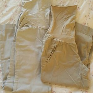Oh Baby by Motherhood Pants - Maternity Pants & Capri Pants