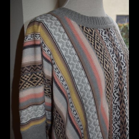 54% off CAbi Sweaters - Cabi Limited Addition #3121 Fair Isle ...