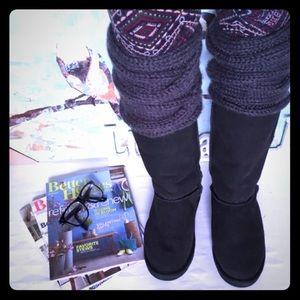 Mou Shoes - Amazing Mou Mou's legs warmer boots