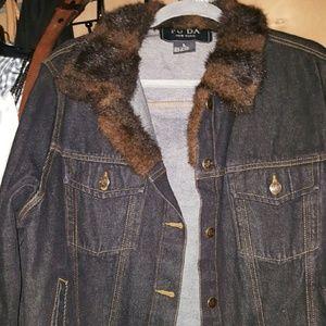 Fuda fuda new york blue jean