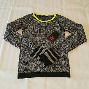 RBX Other - RBX Long Sleeve Shirt. Size M(10). NWT. GIRLS