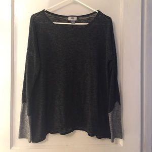 Old Navy light gray sweater