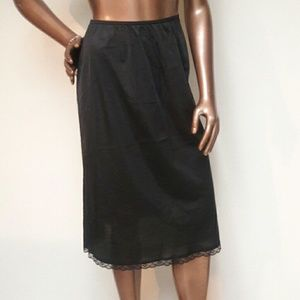 Warners Other - Warners  Black Half Slip Petticoat