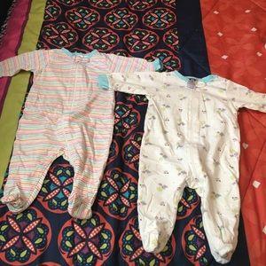 Gerber Other - Footie Pajamas