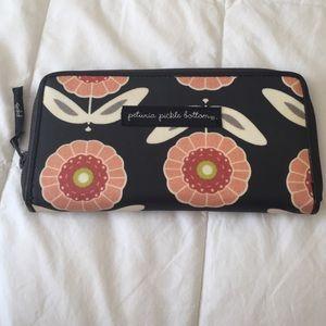 Petunia Pickle Bottom Handbags - Petunia pickle bottom zip around wallet