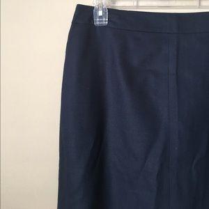 Boden Dresses & Skirts - Boden navy wool skirt