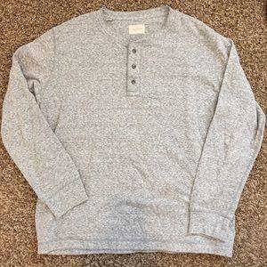 Jachs Other - Jachs Thick Gray T-Shirt Size XL