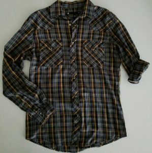 KR3W Other - Button up