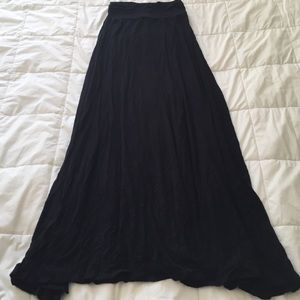 Swell Dresses & Skirts - Black maxi skirt