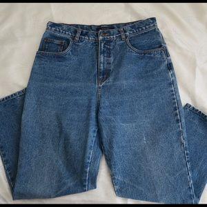 Bill Blass Denim - Vintage Bill Blass Jeans Size 12 Classic Short