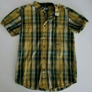 10.Deep Other - Short sleeve button up