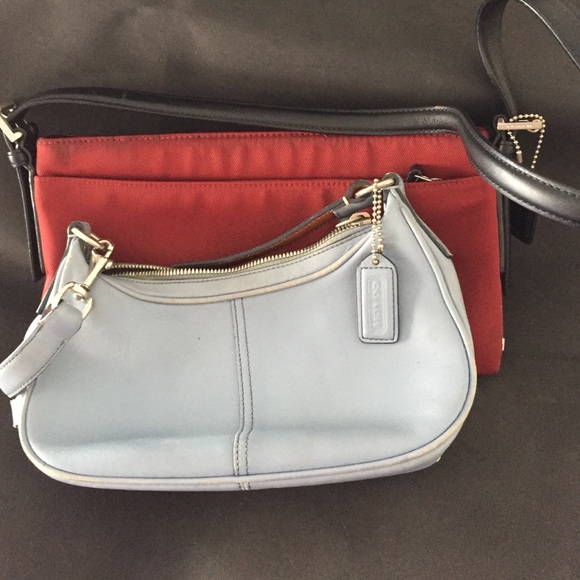 90% off Coach Handbags - Set of 2 Authentic COACH Small Shoulder Purses. from Ruth's closet on Poshmark Set of 2 Authentic COACH Small Shoulder Purses. - 웹
