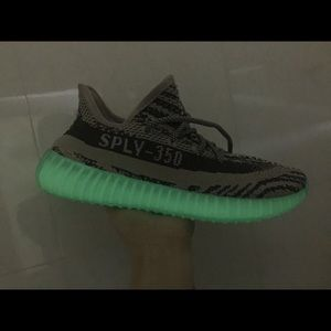 Real 'black / red' adidas yeezy boost 350 V2 CP 9652 canada Replica