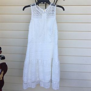 ⭐️SALE⭐️NWT Ivory Parker Summer Dress