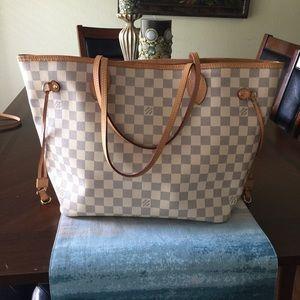 Louis Vuitton Handbags - 🎀Louis Vuitton 🎀Neverfull MM Damien