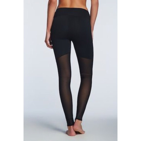 8% off lululemon athletica Pants - Mesh back leggings from ...