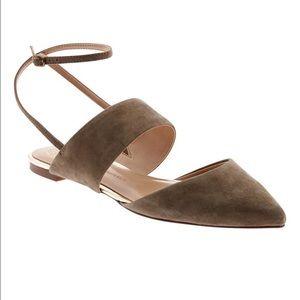 Banana Republic Shoes - Banana Republic Abilene ankle strap flats