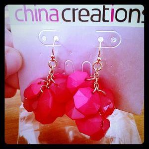 Jewelry - Beautiful Pink Earrings