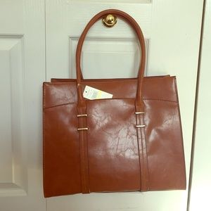 Van Heusen Handbags - Brand new beautiful brown Ban Heusen purse