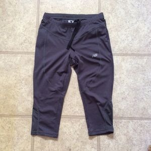 New Balance Pants - New Balance crop leggings
