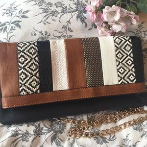 Brand New Aldo Tribal Clutch