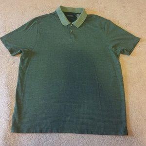 Grass Green AXIST short sleeve polo shirt size XXL