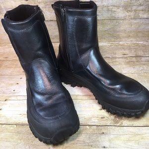 "Merrell Other - Merrill Black 9"" Waterproof Boots Size 10 1/2"