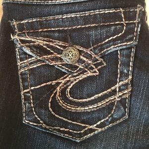 Silver Jeans Pants - Buckle Silver Strait Leg Jeans 27 /30