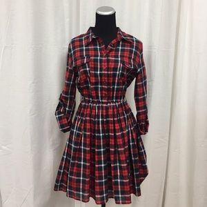 Riff Raff Dresses & Skirts - Plaid Dress