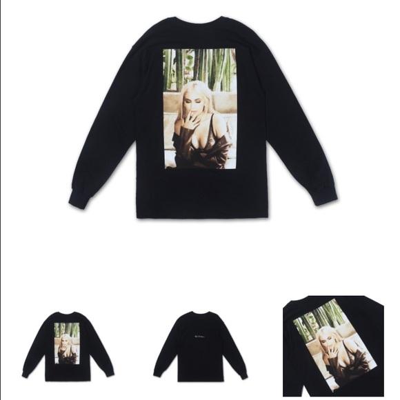 1ec27804b1d2 Tops | Kylie Jenner Tranquil Long Sleeve | Poshmark