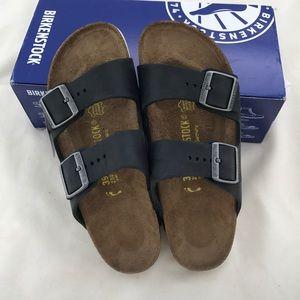 Birkenstock Shoes - Brand new black Birkenstock sandals
