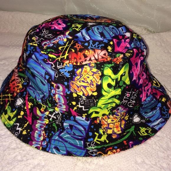 Brand New KBETHOS Graffiti Hat. M 587947fdf739bc76cc006691 a5dc259c92d
