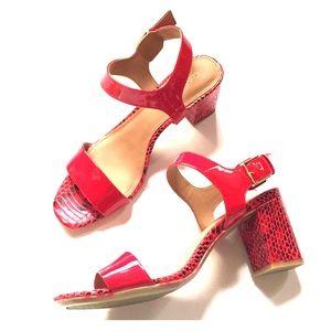 Calvin Klein Shoes - Calvin Klein heeled sandals