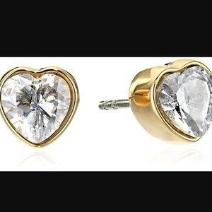 Michael Kors Modern Brilliance Post Stud Earrings
