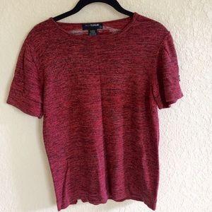 Diesel Tops - ❤ Diesel Style Lab Red Shirt
