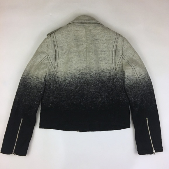 GAP Jackets & Coats - Gap Ombré Wool Moro Jacket