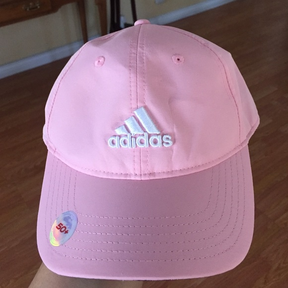 9e0fa6443ae Adidas Accessories - Women s pink adidas hat