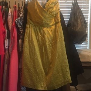 Corey Lynn Calter Dresses & Skirts - Corey Lynn Calter women's yellow dress size 4