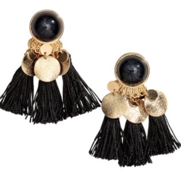 H&M Jewelry - 🎶💃Gorgeous tassel earrings