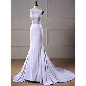 👰🏻 Lace Mermaid Wedding Dress 👰🏻