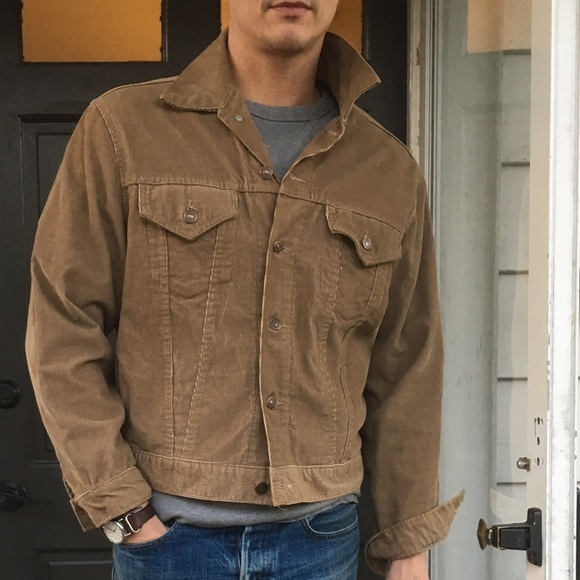 Cord jacket vintage