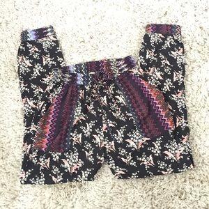 Pants - En Creme boho joggers