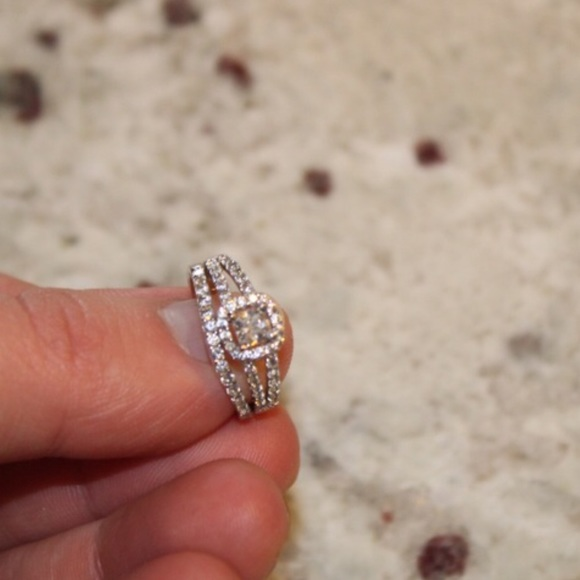 kay jewelers jewelry sold diamond engagement wedding ring set