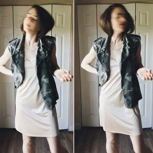 Urban Outfitters Tops - NOT vintage : moto vest