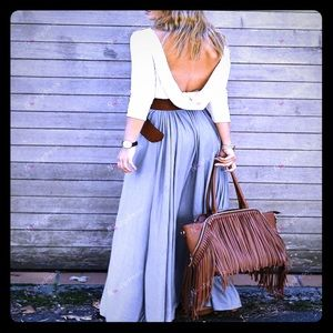 Beautiful maxi dress ...