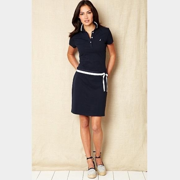 774fcb4948 Tommy Hilfiger Navy Polo Dress Size Small. M 5879647d4e8d1773fb00de3f